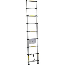 Escada Telescópica Alumínio 2,60m 8d-MHM-10093