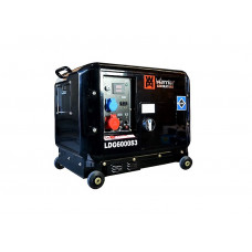 Gerador Inverter Diesel 296cc