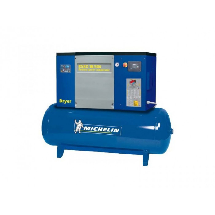 Compressor Parafuso Silencioso RSX15 Michelin
