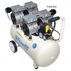 Compressor de Ar Silencioso 50L 1.5HP-ED-230106
