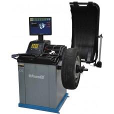 Máquina Profissional para Equilibrar Pneus Com Ecrã LCD-ED-240511