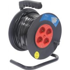 Extensão Eléctrica 25m Com Enrolador 3g1.5mm-MCP-56732