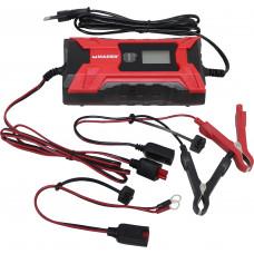 Carregador de Baterias Inteligente -MPT-63245 4-A 6-12V