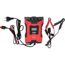 Carregador de Bateria Inteligente - MPT - 2/6A 6/12V