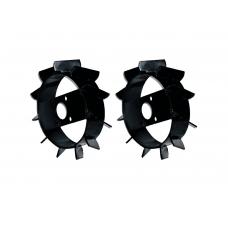 Roda de Ferro Furação FIAT- par