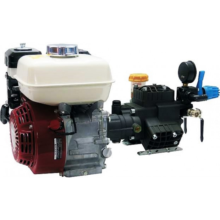Motor HONDA GX160 + Bomba BERTOLINI PA3330