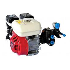 Motor HONDA GX160 + Bomba BERTOLINI Strip