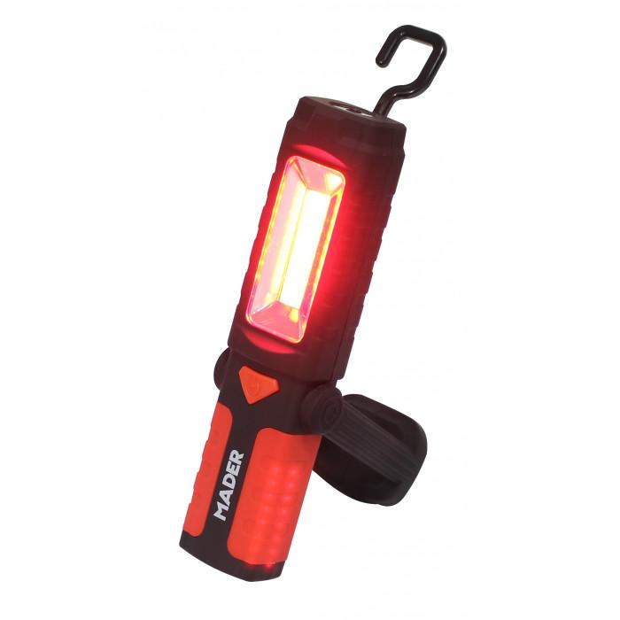 Lanterna Led com Base Ajustável