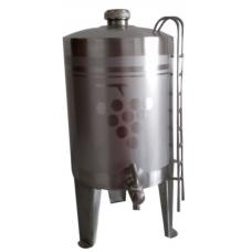 Cuba Inox para Vinho 15L