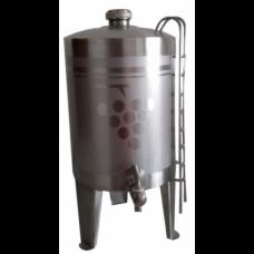 Cuba Inox para Vinho 10L