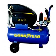 Compressor Goodyear 24L 8 Bar 2 CV