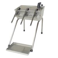 Enchedor Automático Inox C/ Tabuleiro 3 Bicos