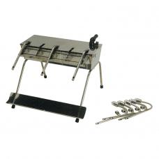 Enchedor Automático Inox p/ Garrafão e Garrafa c/ Tabuleiro
