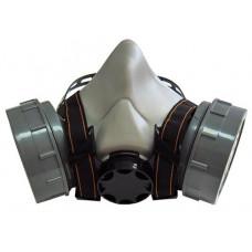 Máscara Pulverização p/ 2 filtros (sem filtros)