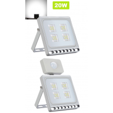 Projetor de Led 20W C/ Sensor-MCPLW20