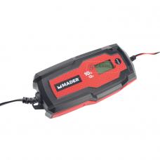 Carregador de Baterias Inteligente, 10A, 12V - MADER