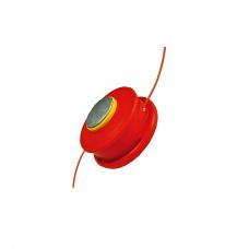 Cabeça de Fio de Nylon Bate-Vai com Rolamento