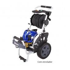 Lavadora de Alta Pressão 150 Bar Michelin MPX150HDC - COM ENROLADOR