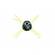 Cabeça de Fio de Nylon MultiFio Alumínio - Rosca