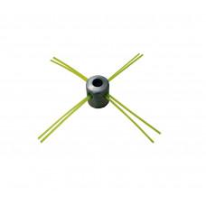 Cabeça de Fio de Nylon MultiFio Alumínio - P.Central
