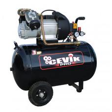 """Compressor 100L Motor em """"V"""" - PRO100VX"""