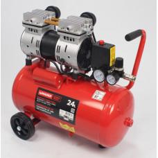 Compressor de Ar  Monobloco Silencioso 24L 2.0HP-MPT-09372