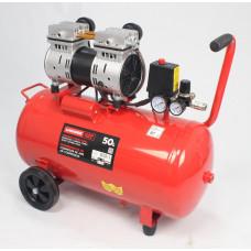Compressor de Ar 50L 2.0HP Silencioso - Sem Óleo -MPT-09373