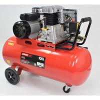 Compressor de Ar, com Correia, 100L, 3HP - MADER