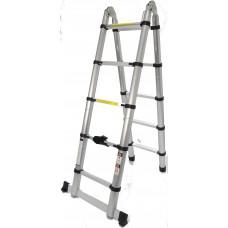 Escada Alumínio Extensível e Articulada 3,16M