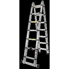 Escada Alumínio Extensível e Articulada 4,4M