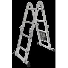 Escada Alumínio Articulada Multiusos 2X4