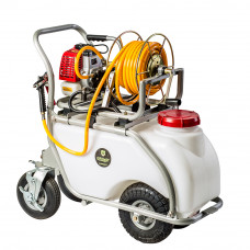 Moto-pulverizador Groway GWBPAC50 - 50L 2T