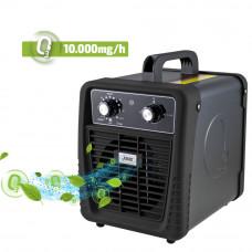 Gerador de Ozónio Portátil L 10000 MG/H (220V)