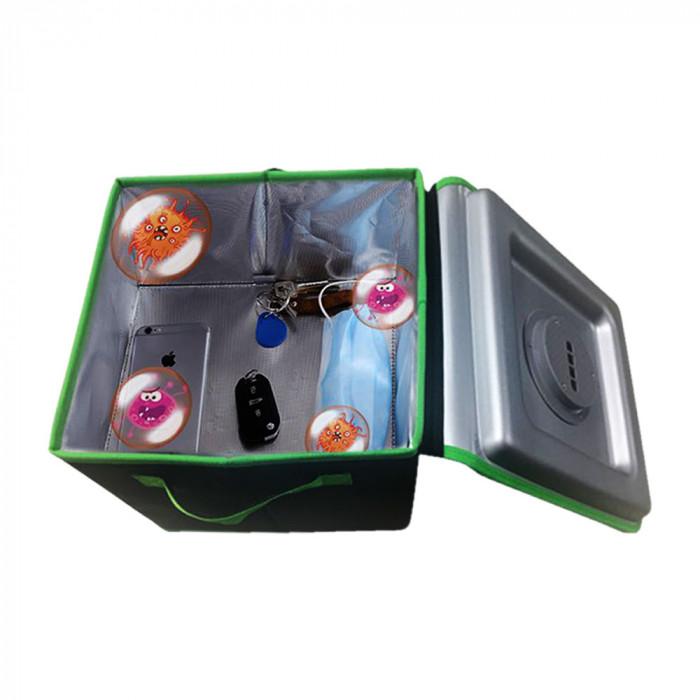 Caixa de Esterilização de Ozono Portátil