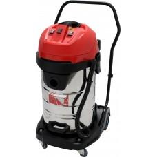 Aspirador Inox Sólidos / Líquidos 3000w 80l-MPT-63354