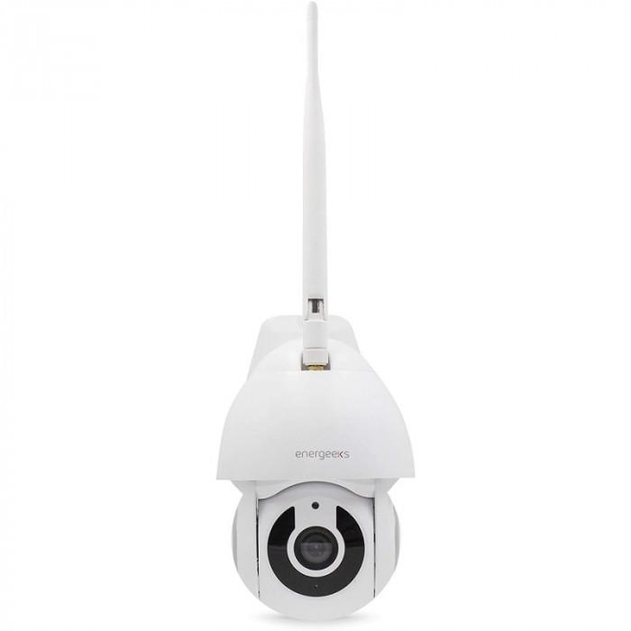 Câmara Exterior WIFI Rotativa 360 - 1080 Full HD
