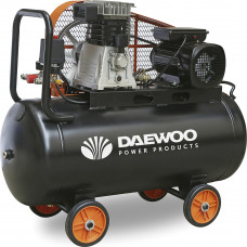Compressor De Ar C/Correias Daewoo 100L 3HP 220V