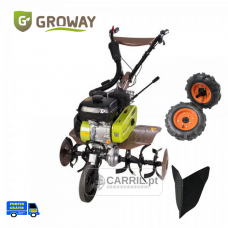 Motoenxada 7.0HP GROWAY GTL-500 KIT