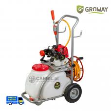 Moto-pulverizador Groway GWBPAC30 - 30L 2T