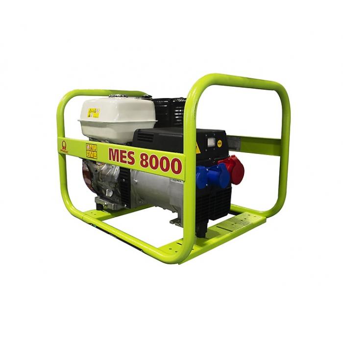 Gerador Pramac MES8000 400V 50HZ