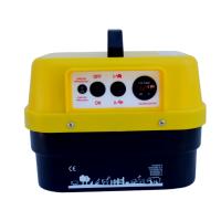 Cerca Elétrica 220V com Bateria 12V 12Ah SP-5000X