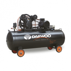 Compressor De Ar de Correias Daewoo 300L 3HP 220V