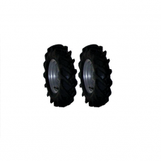 Roda Pneumática c/ Rasto de Trator 3.50-6