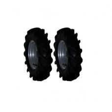Roda Pneumática c/ Rasto de Trator 4.00-8